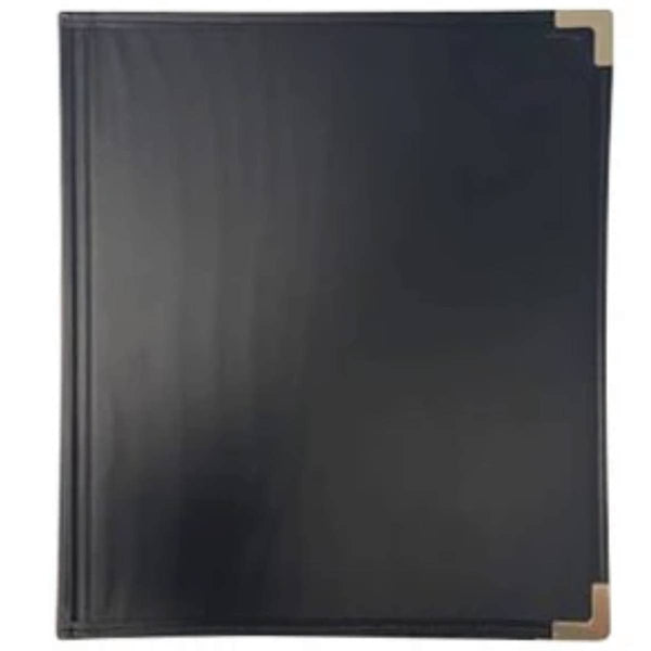 "Class Set of 25 Allegro ""Best Band Folder"" Concert Band Folio With Gusseted Pockets - Black"