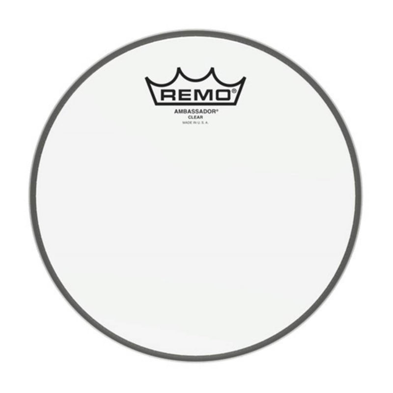 "Remo BA-0313-00 Ambassador Clear 13"" Drum Head"
