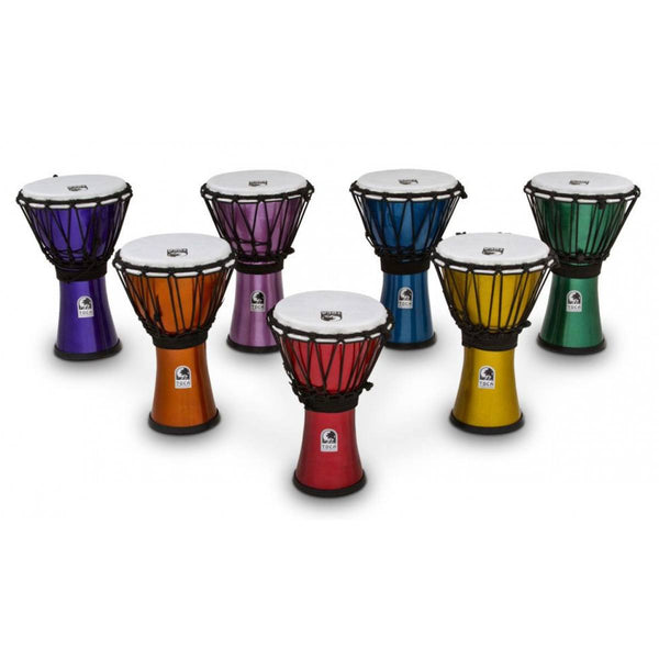 "TOCA 7"" Freestyle Colorsound Series Djembe"