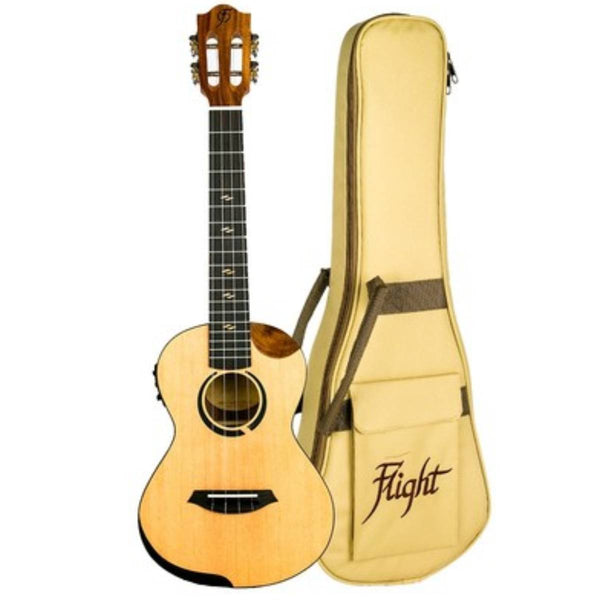 Flight Victoria Tenor CEQ Ukulele