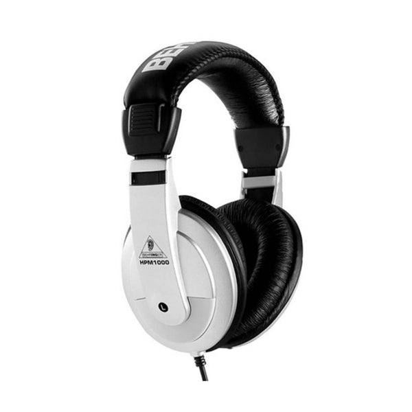 Behringer HPM1000 Multi-Purpose Headphones (Silver)