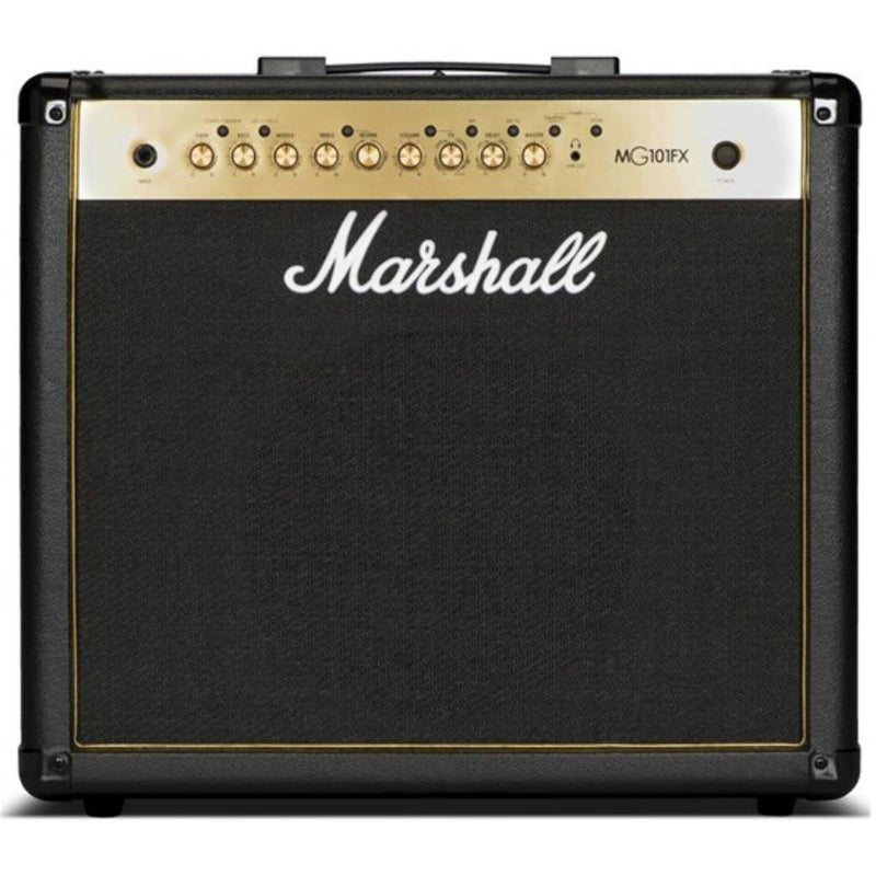 Marshall MG101GFX MG Gold Series 100W 1 x 12 Guitar Amplifier Combo w/ FX