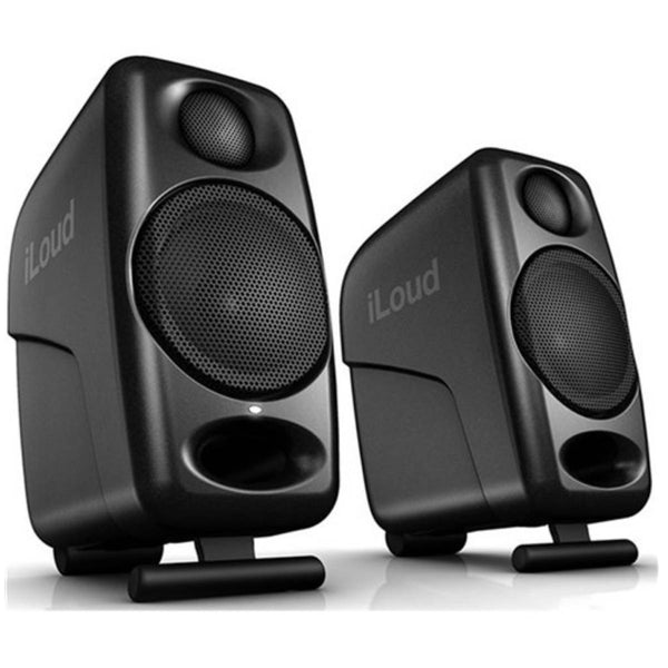 IK Multimedia iLoud Micro Monitors - Black (Pair)