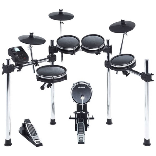 Alesis Surge Mesh Kit 5-Piece Electronic Drum Kit w/ All Mesh Heads & 3 Cymbals