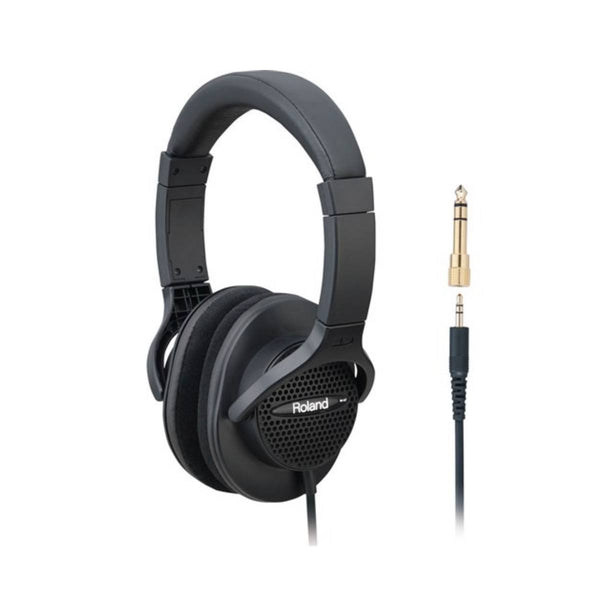 Roland RHA7BK Open Monitor Headphones (Black)