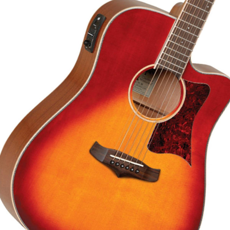 Tanglewood TW5SB Winterleaf Dreadnought C/E Sunburst Guitar