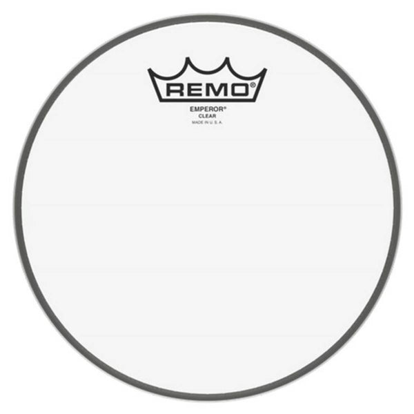 "Remo BE-0310-00 Emperor Clear 10"" Drum Head"