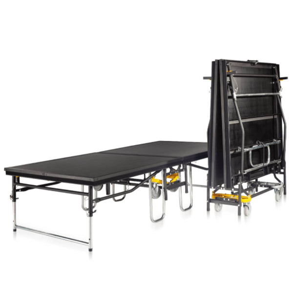 Alges MBS100 Mobile Stage – Standard Finish