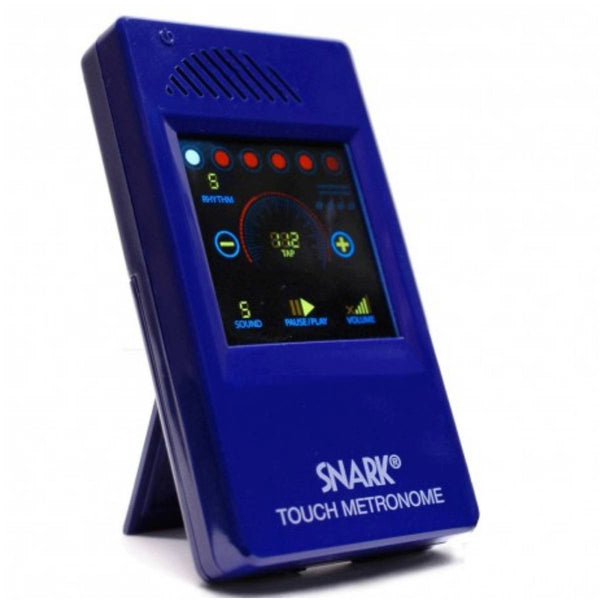 Snark WME1 Pocket Size Electronic Metronome With Large Full Colour Touch Screen