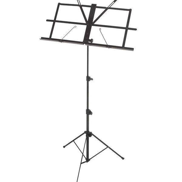 Xtreme MS105 Lightweight Folding Music Stand in Black