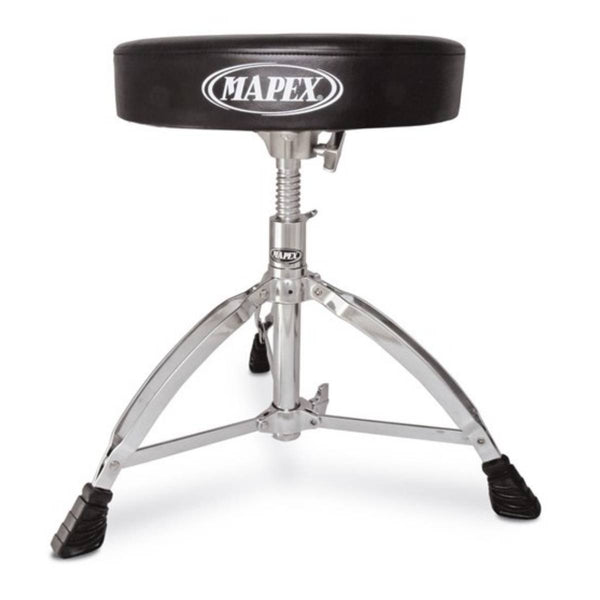 "Mapex T561A 13"" Round Top Drum Throne w/ Memory Lock"
