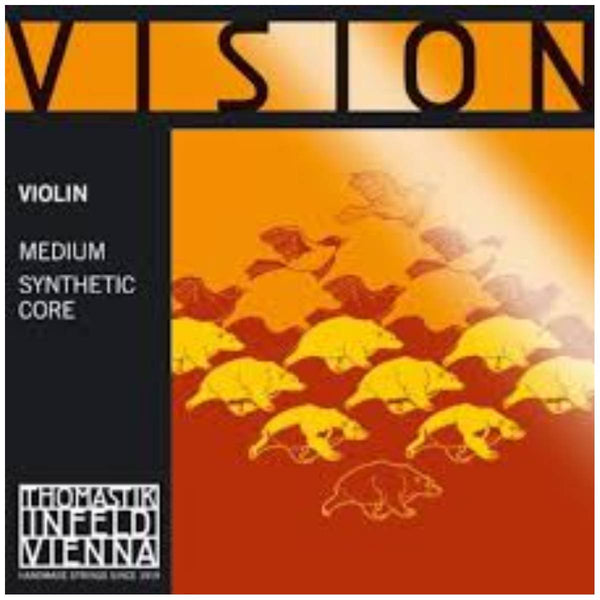 Thomastik Vision Violin String Set 1/8 - 4/4