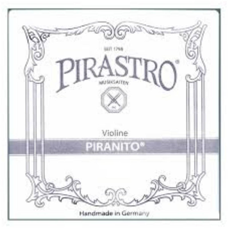 Pirastro Piranito Violin String Set 1/16 - 4/4