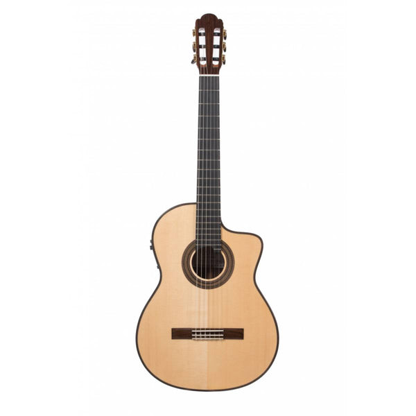 Katoh KTORR Torres Style Classical Guitar w/Case - Solid Spruce/Rosewood
