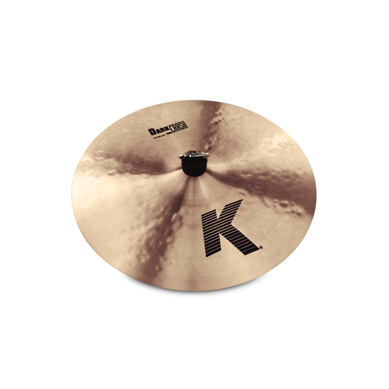 "Zildjian K 16"" Dark Thin Crash"