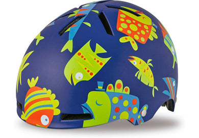 Covert Kids Casque Ce Nvy Fish S