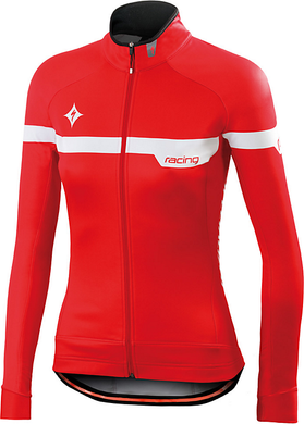 Element Team Pro Jacket Wmn Red/wht
