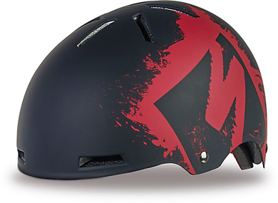 Covert Kids Casque Ce Red Stencil Xs