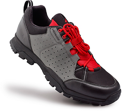 Tahoe Mtb Shoe Blk/red