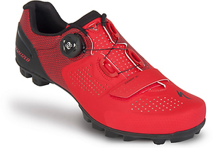 Expert Xc Mtb Shoe Red/blk 47