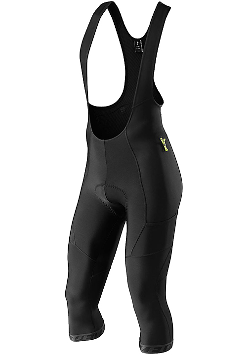 Therminal Mtn 3/4 Bib Tight W/swat Blk M