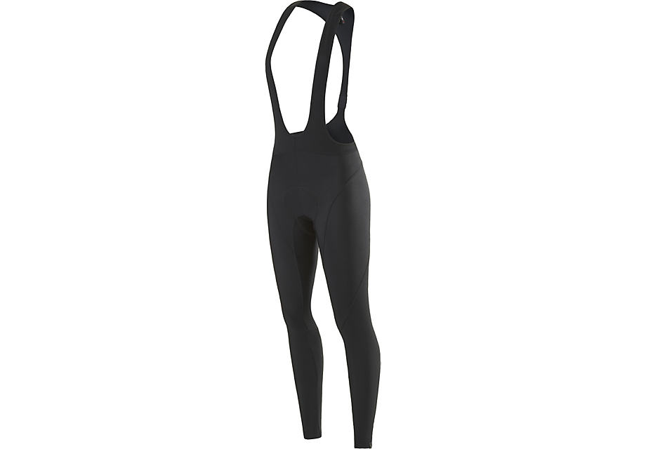 Therminal Rbx Comp Cycling Bib Tight Wmn Blk S