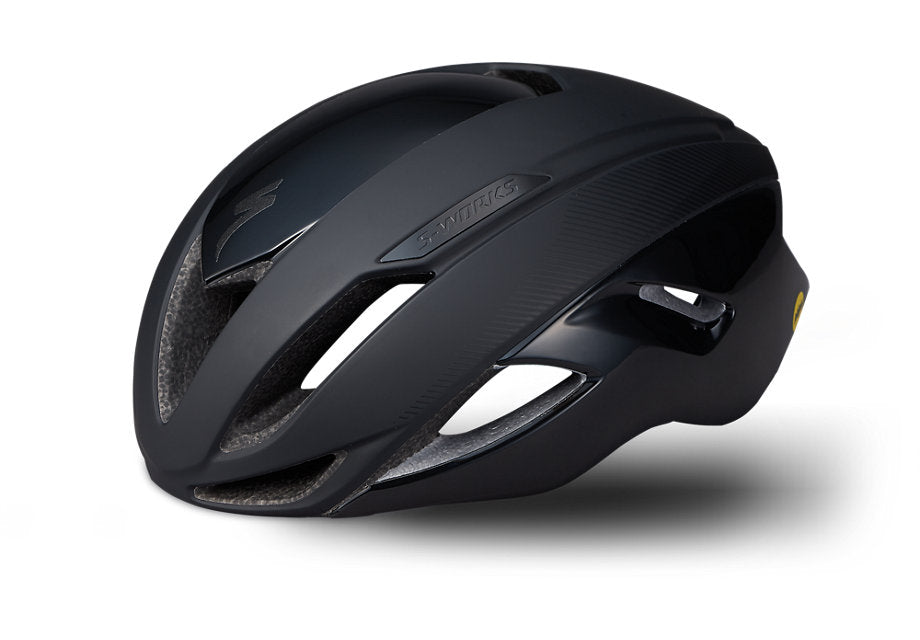 Sw Evade Ii Casque Angi Mips Ce Blk M