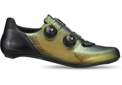 Chaussures route S-Works 7 - Sagan Collection : Deconstructivism