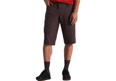 MEN'S TRAIL SHORT WITH LINER