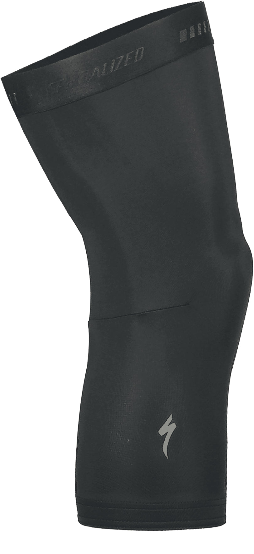 Knee Warmer Fleece Black S