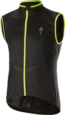 Deflect Comp Windvest Blk