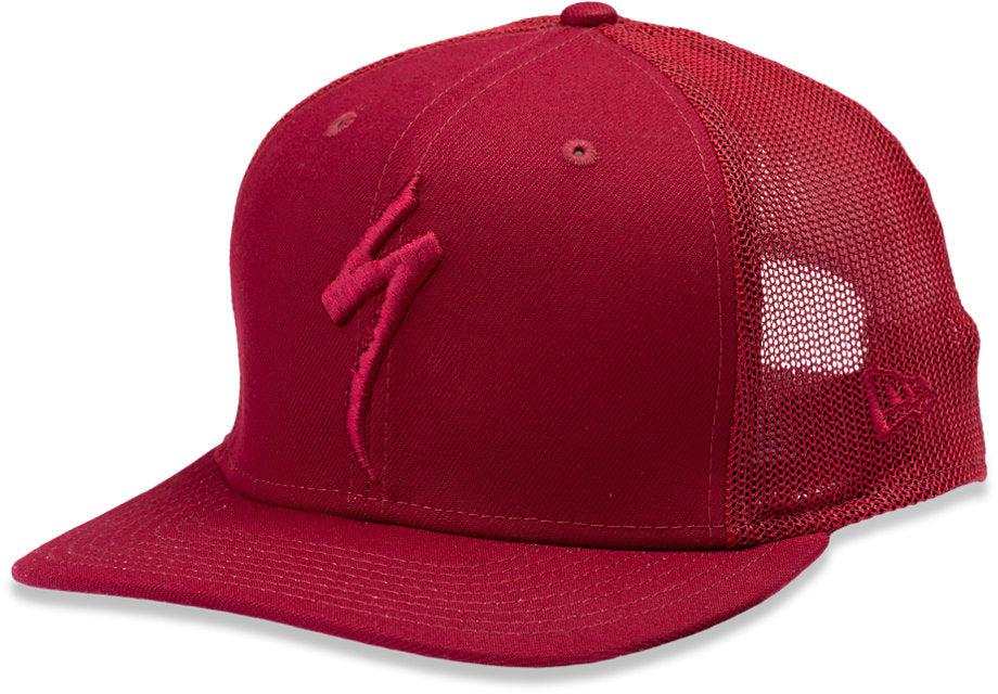 CASQUETTE SPECIALIZED NEW ERA S-LOGO TRUCKER