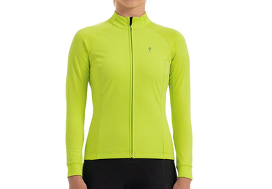 WOMEN'S HYPRVIZ THERMINAL™ WIND LONG SLEEVE JERSEY