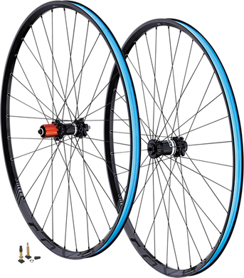 Control Trail 29 Wheelset Blk/red