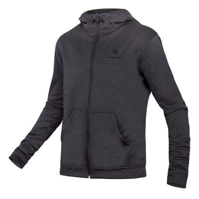 Hoodie Hummvee Indispensable Fz: Anthracite - Xl