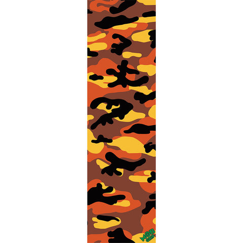 Camo Griptape - Orange
