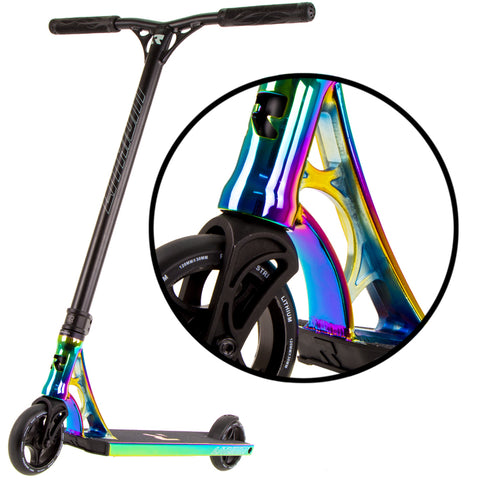 Lithium Pro Scooter - Rocket Fuel