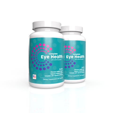 2x Complete Eye Health
