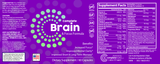 4x Complete Brain and Focus Formula