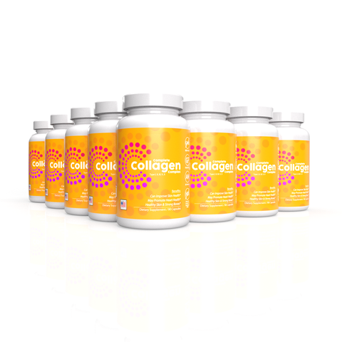 8x Complete Collagen Complex