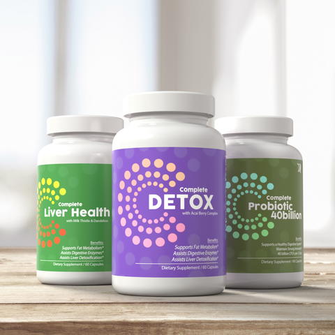 The Complete Detox Pack