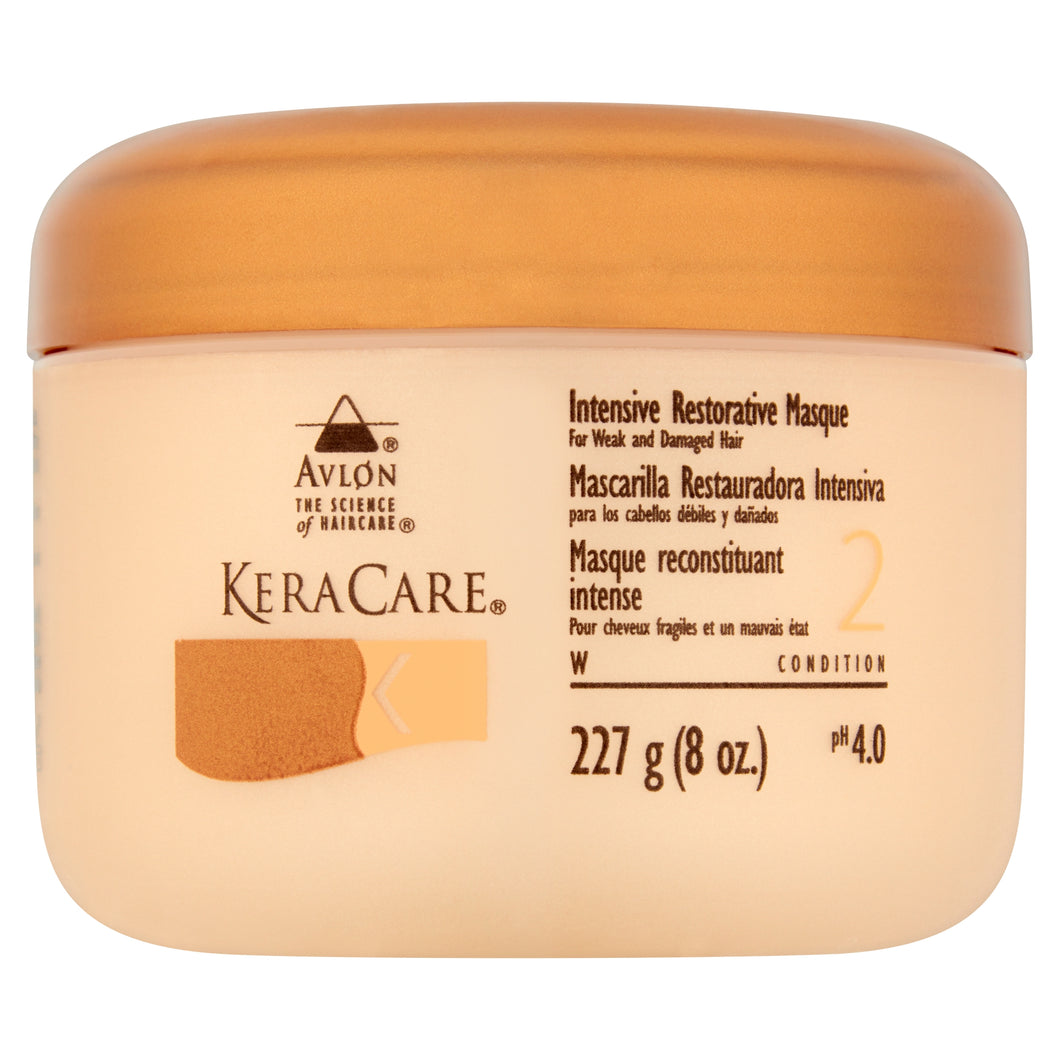 KeraCare Intensive Restorative Masque 8oz