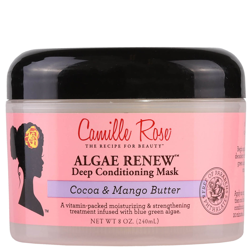 Camille Rose Naturals Algae Renew Deep Conditioner