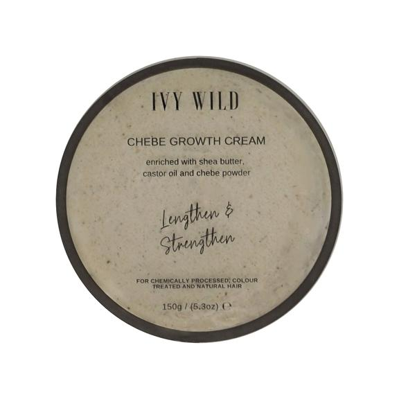 IVY WILD CHEBE GROWTH CREAM 150g