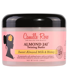 Load image into Gallery viewer, Camille Rose Naturals Almond Jai Twisting Butter 240ml