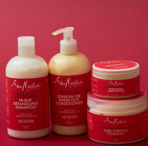 RED PALM OIL & COCOA BUTTER 4 Product Bundle