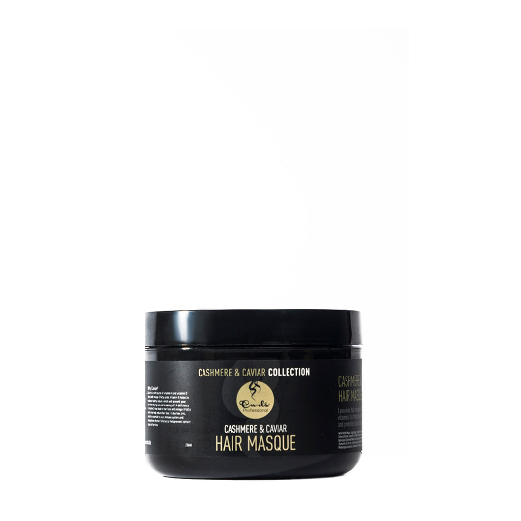 CURLS Cashmere + Caviar Hair Masque (Deep Conditioner) 8oz