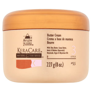 Kera Care  Natural Textures Butter Cream 8oz
