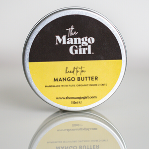 THE MANGO GIRL WHIPPED MANGO BODY BUTTER-150ML