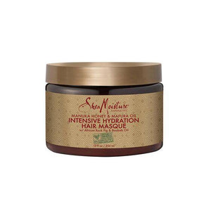 SHEA MOISTURE MANUKA HONEY & MAFURA OIL INTENSIVE HYDRATION MASQUE 12oz